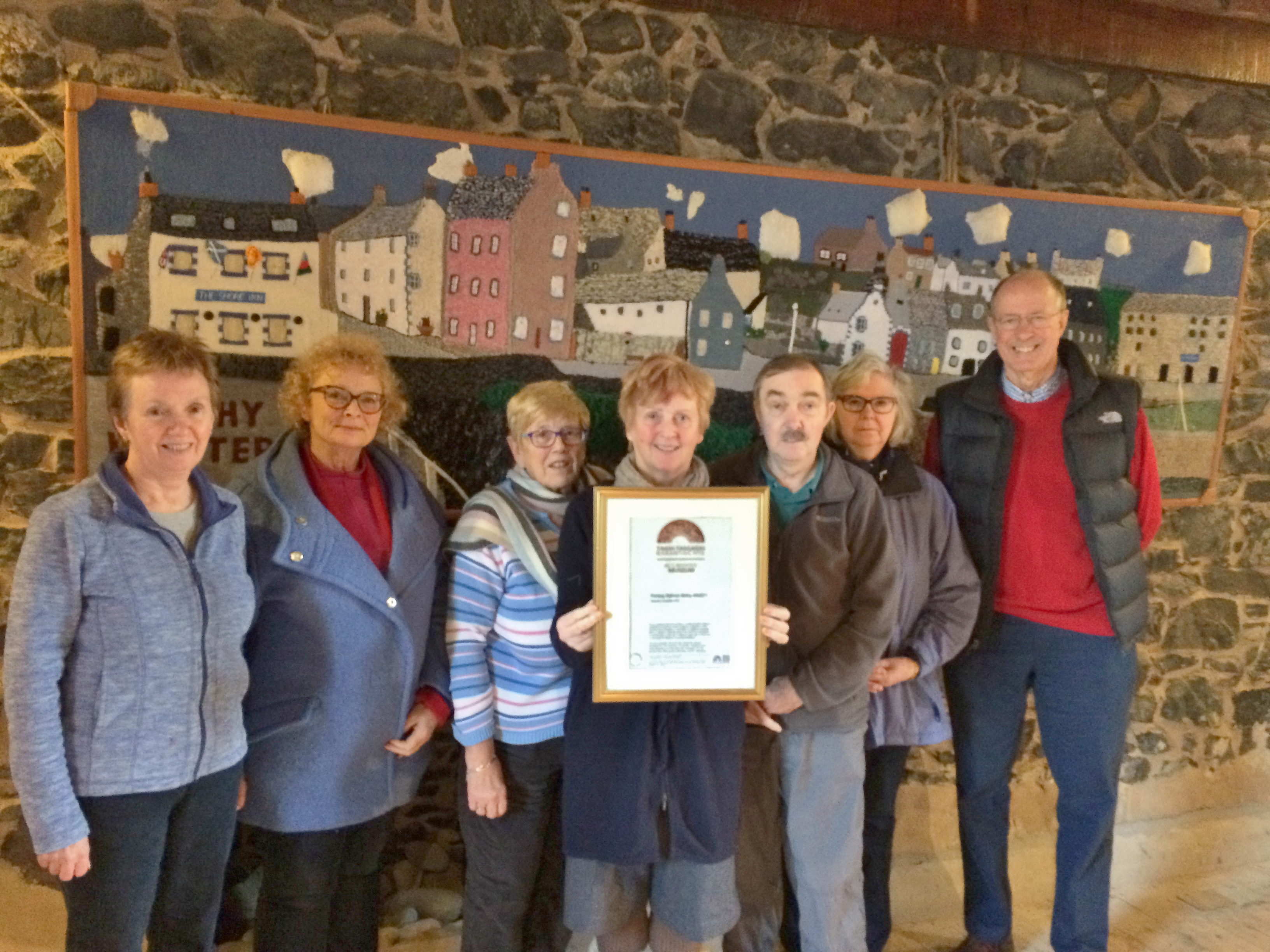 Portsoy Salmon Bothy Volunteers Museums Galleries Accreditation