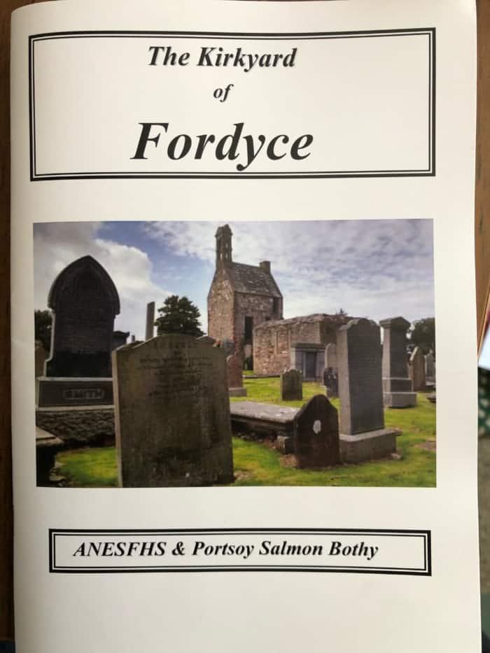 The Kirkyard of Fordyce
