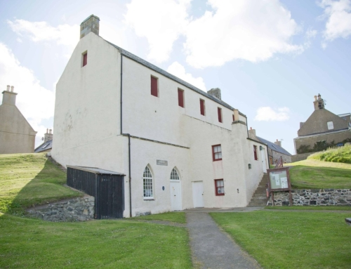 The Bothy – A time capsule to Portsoy's once vibrant salmon fishing trade